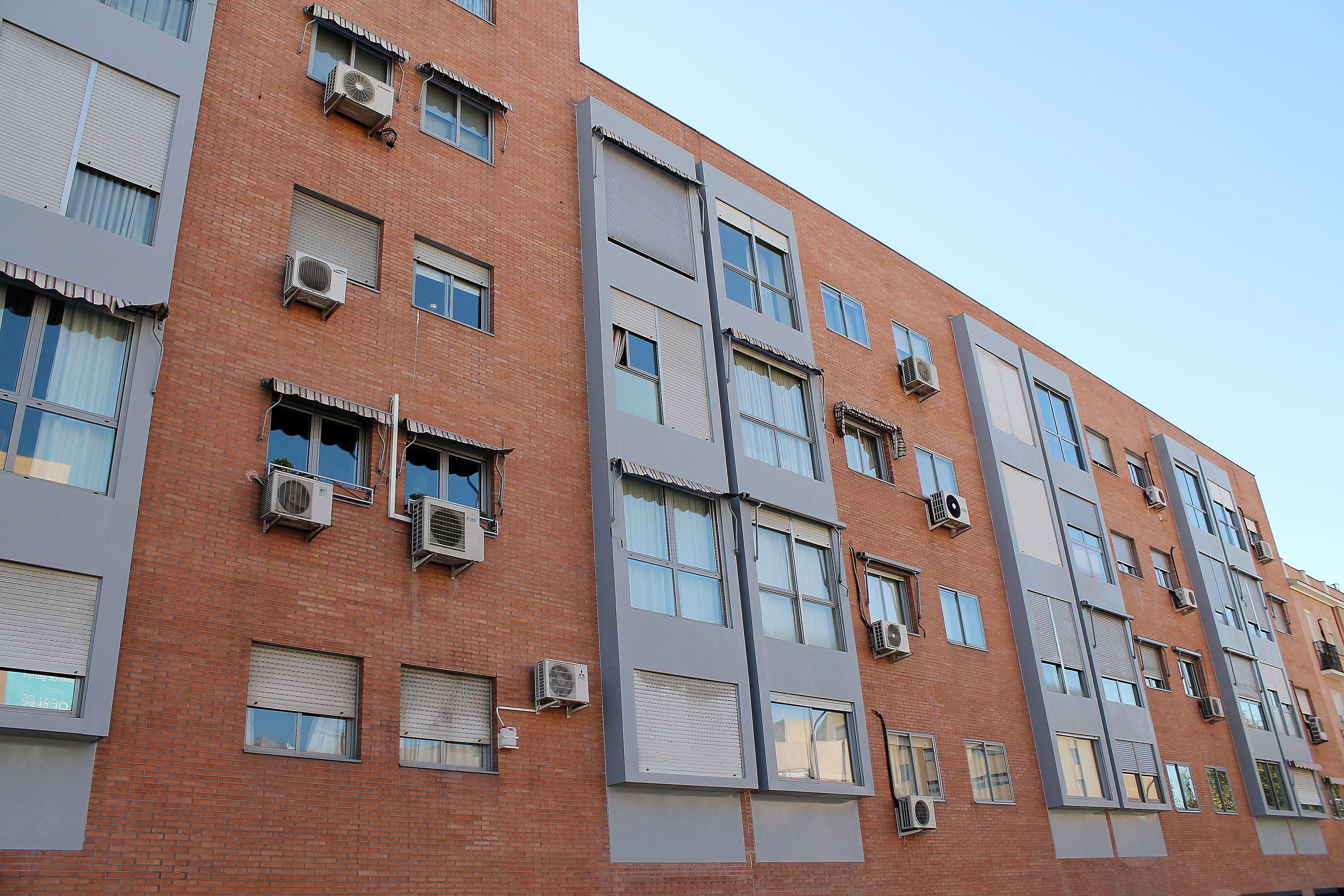 Empresa de trabajos verticales en el Barrio de Salamanca, Madrid