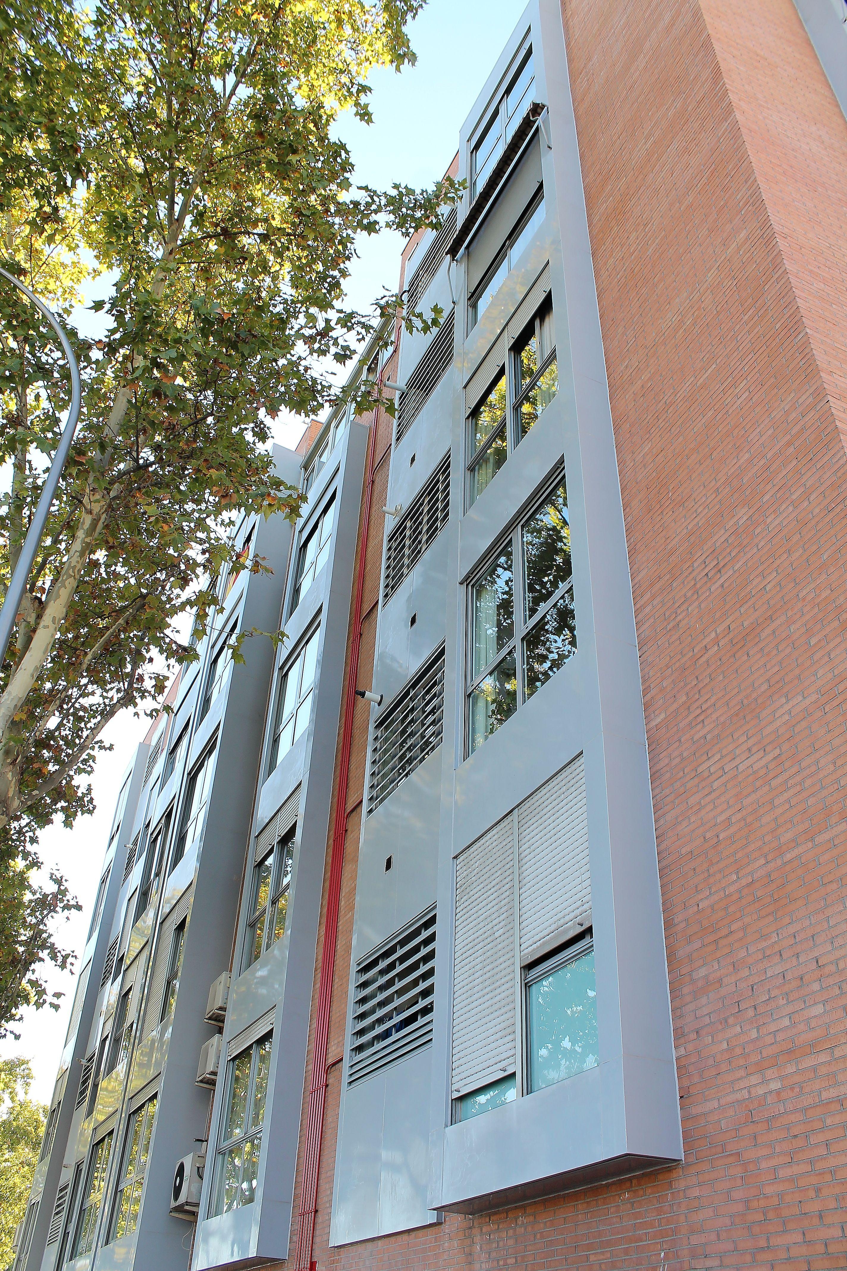 Especialistas en trabajos verticales en Madrid norte