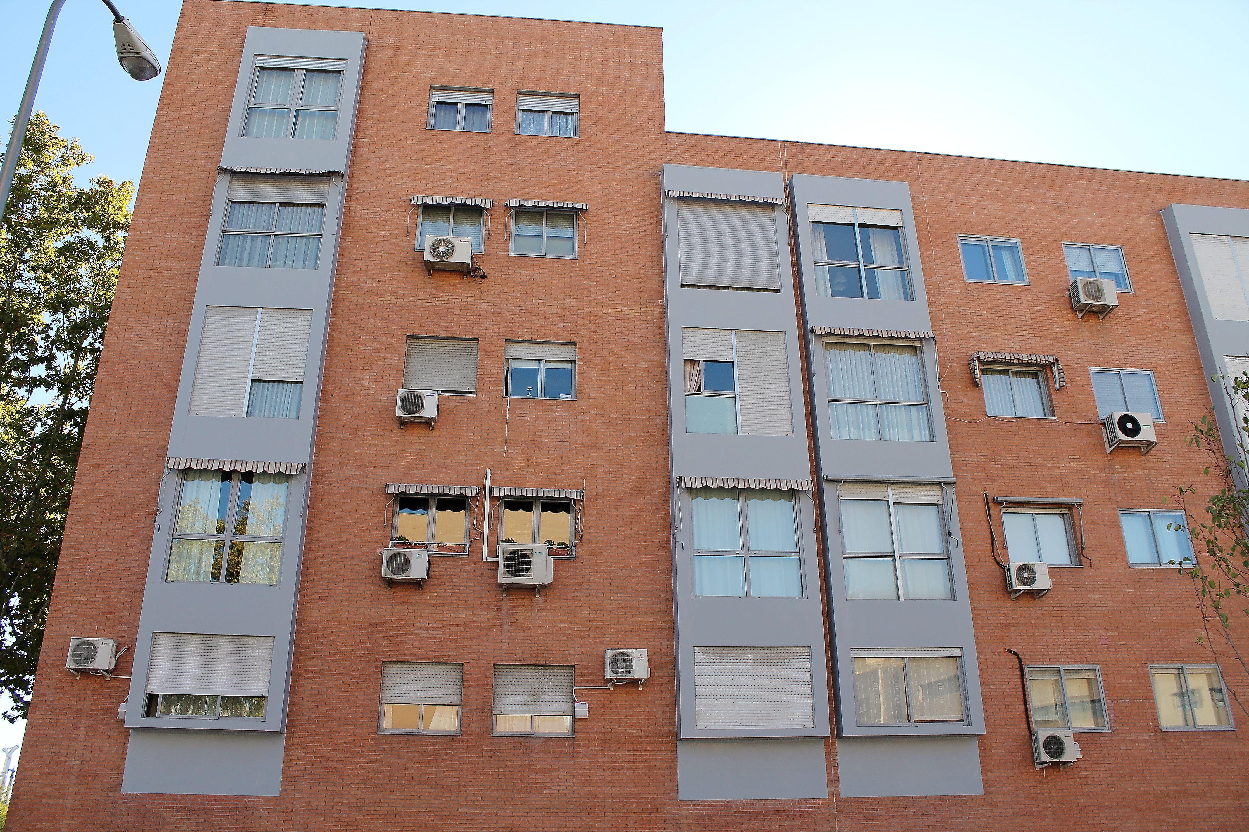 Trabajos verticales en Madrid centro