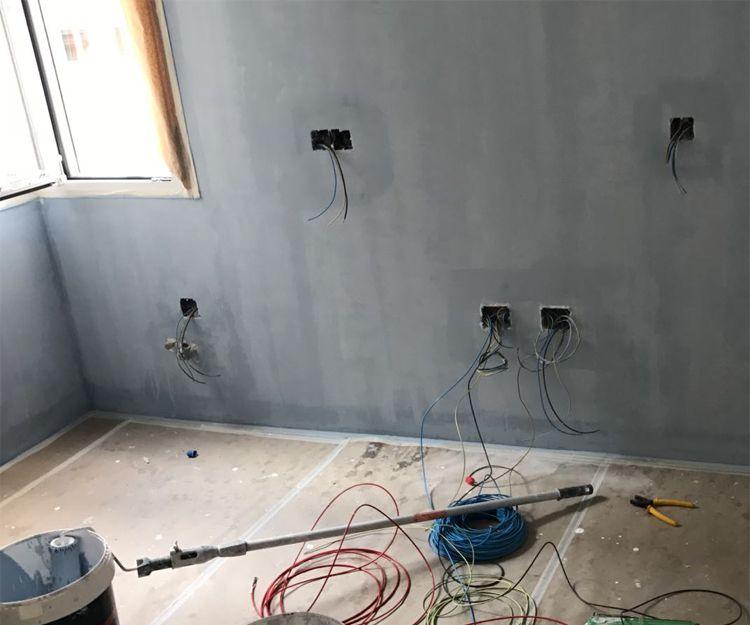 Trabajos de electricidad en Madrid