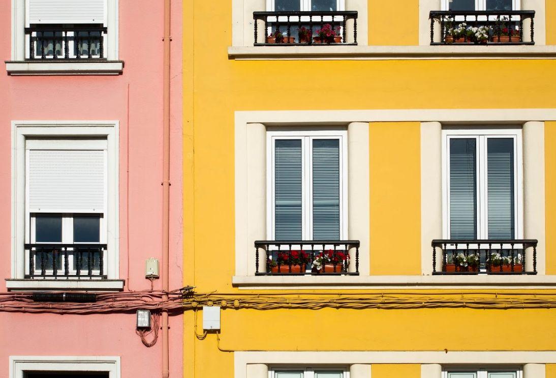 Restauración de fachadas: Servicios de Construcciones y Decoraciones Carbazo