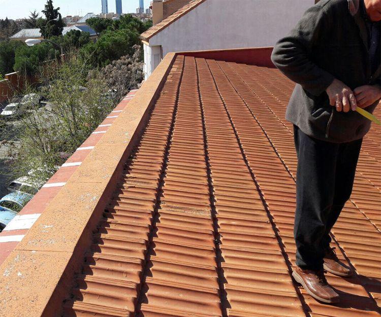 Empresa de trabajos verticales en Madrid