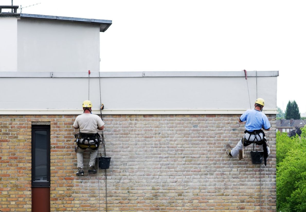 Trabajos verticales: Servicios de Construcciones y Decoraciones Carbazo