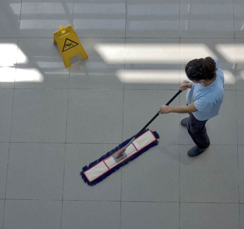 Limpieza de comunidades