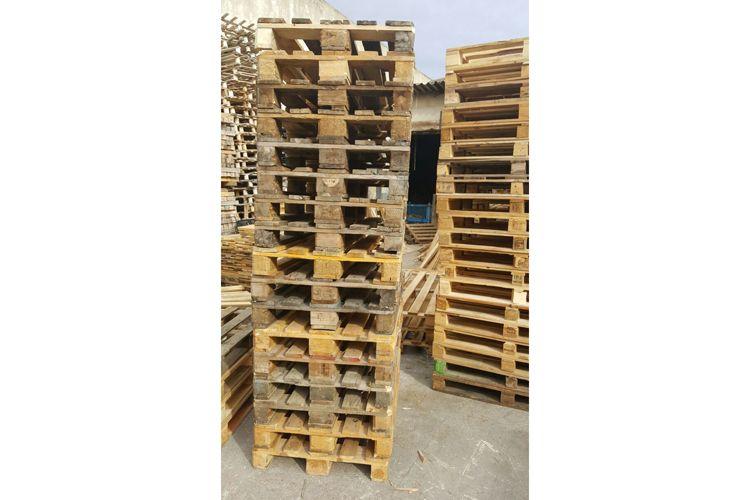 Empresa especializada en el reciclaje de palets