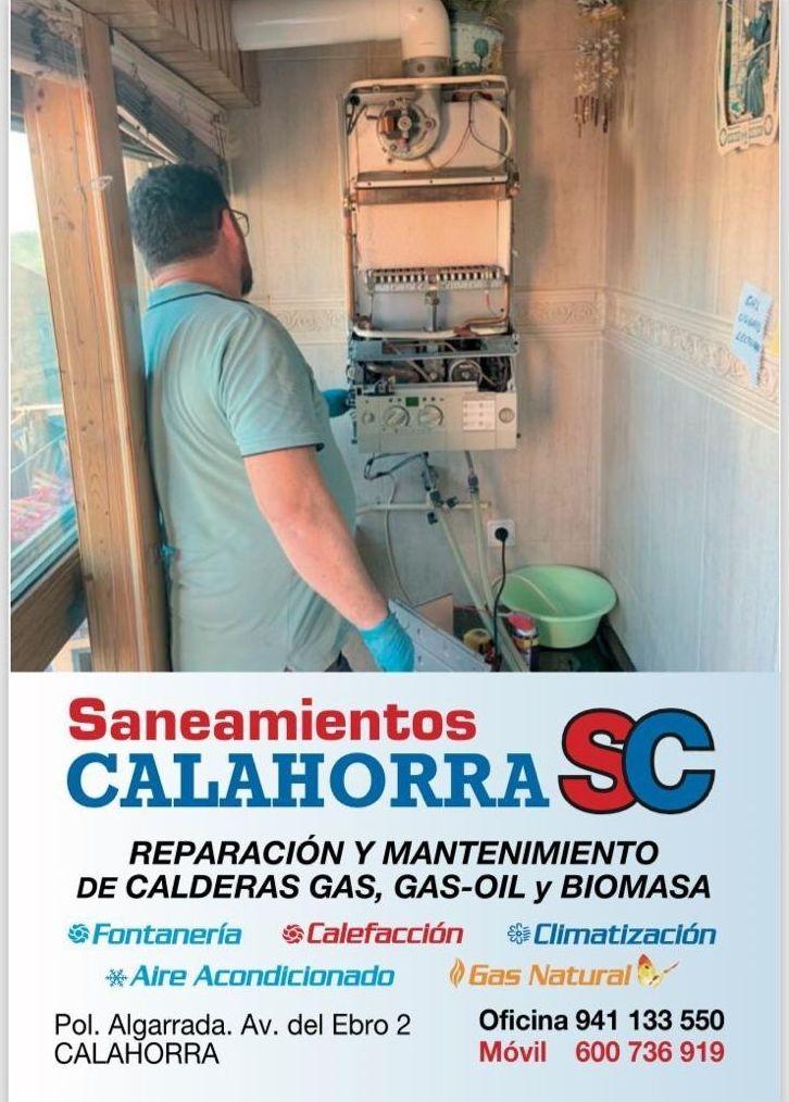 Foto 1 de Saneamientos en  | Saneamientos Calahorra