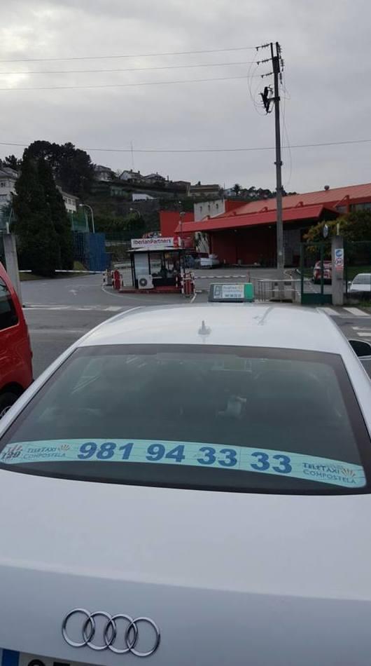 Servicio de taxi en A Coruña