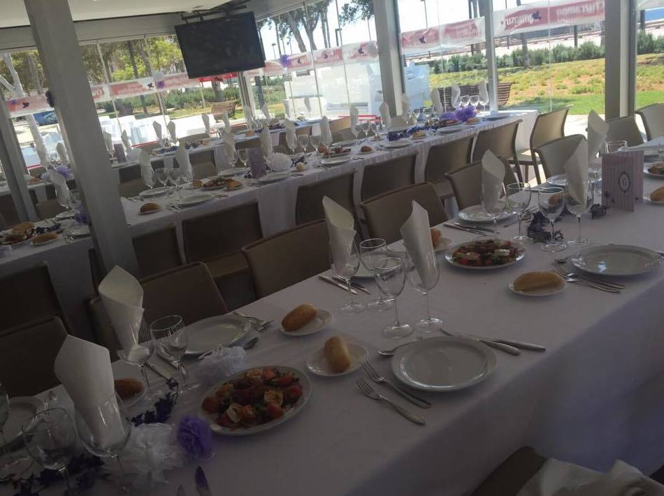 Restaurante para eventos en Almería