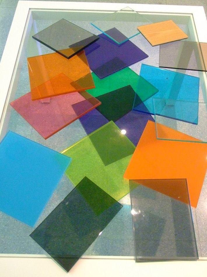 Diferentes tipos de cristales
