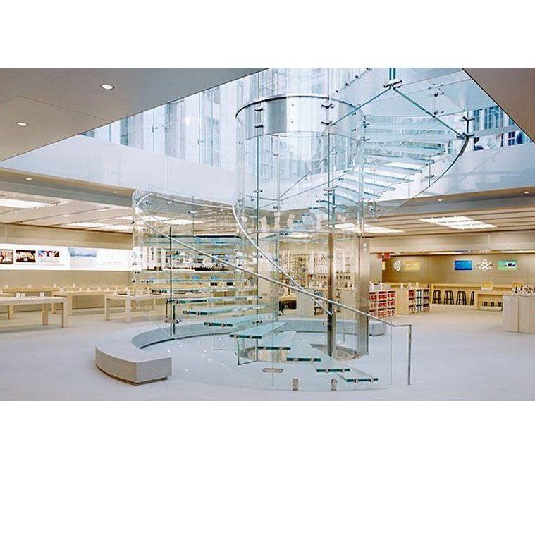 Instalaciones comerciales: Trabajos  de EMVidrio, S.L.