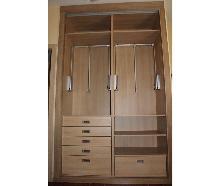 Revestimiento de interior de armario