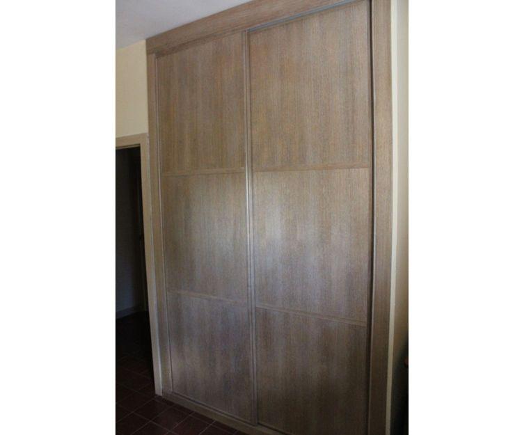 Frentes de armario en diversos modelos