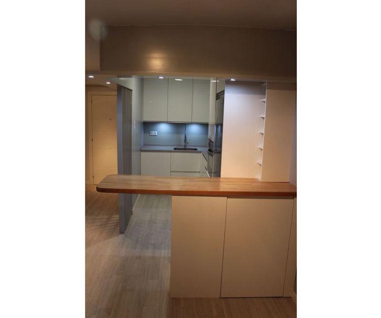 Múltiples estilos de muebles de cocina en Huesca