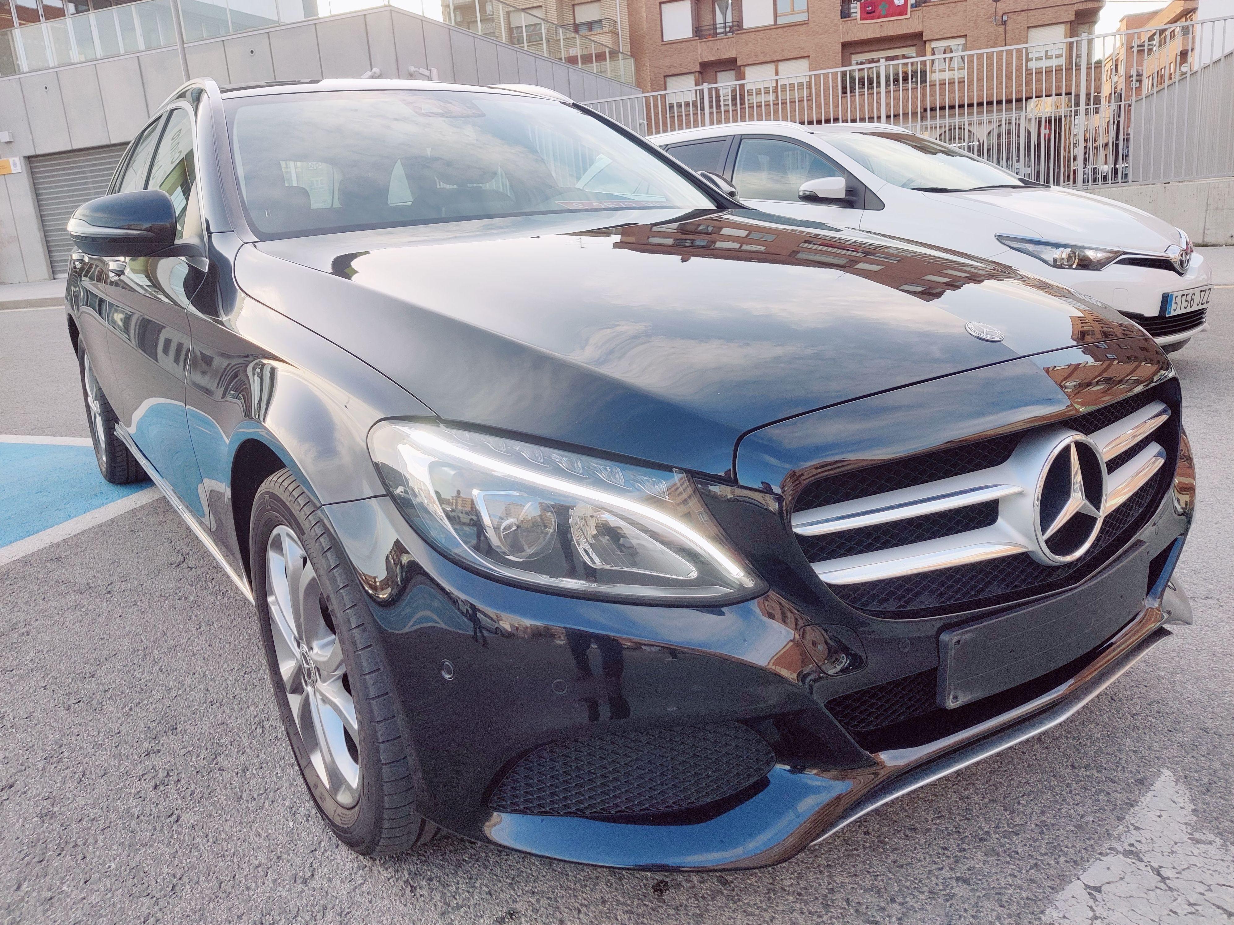 MERCEDES-BENZ Clase C Estate 220d 170 CV BLUETEC:  de Autojavier
