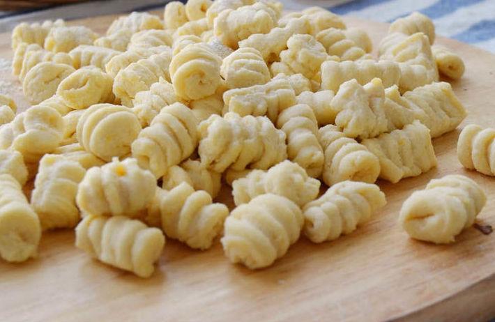 Los mejores gnocchi de patata!!