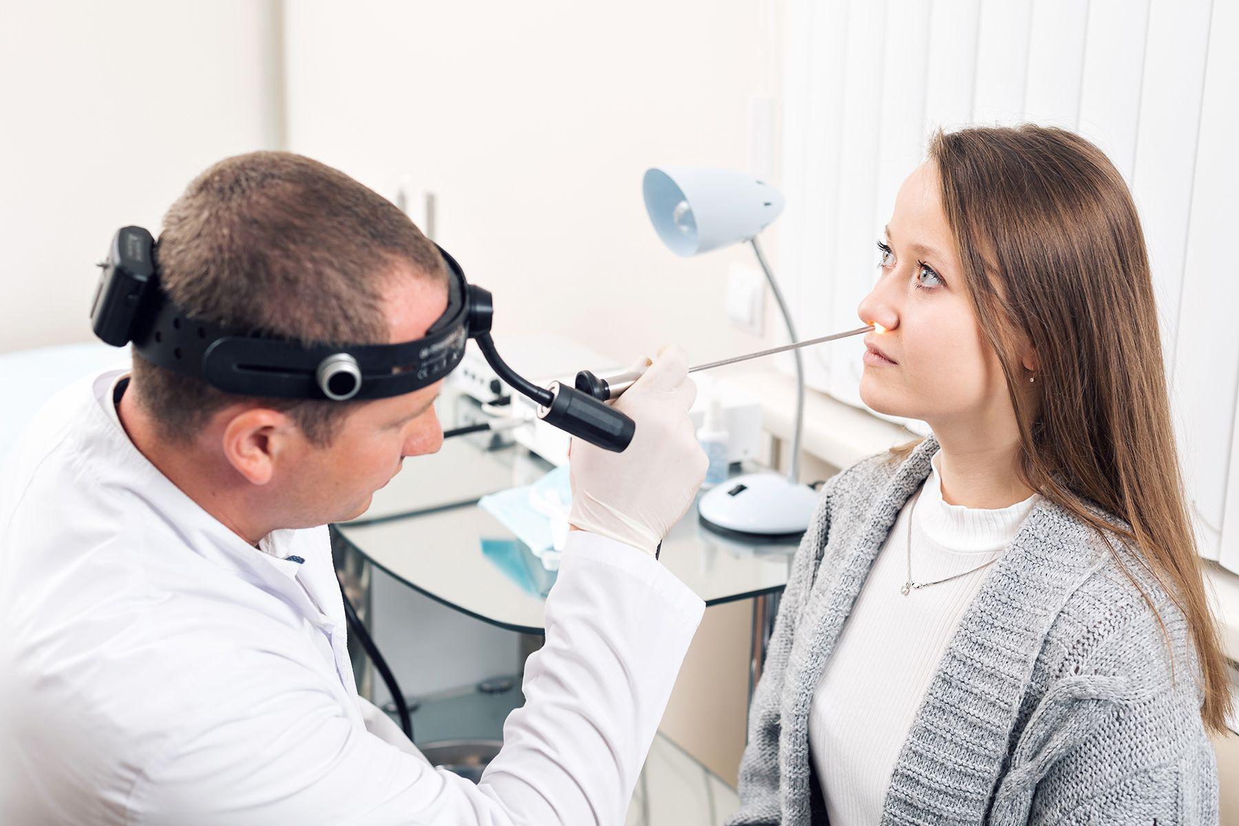 Especialistas en otorrinolaringología