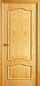 Puerta madera modelo 1500 en Toledo