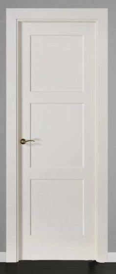 Puerta lacada modelo 300 PS en Toledo