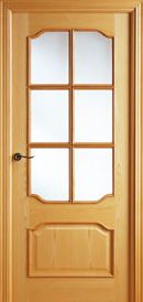 Puerta madera modelo 900 en Toledo