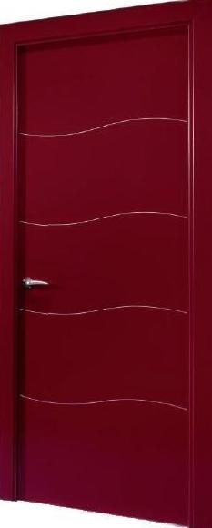 Puerta lacada modelo 540 en Toledo