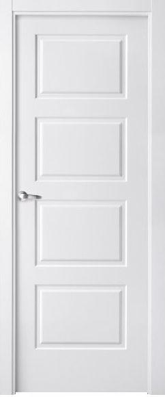 Puerta lacada modelo 940 AR 2 en Toledo