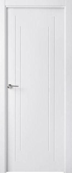 Puerta lacada modelo L 1800 en Toledo