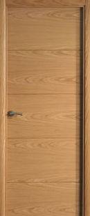 Puerta madera modelo 8500 en Toledo