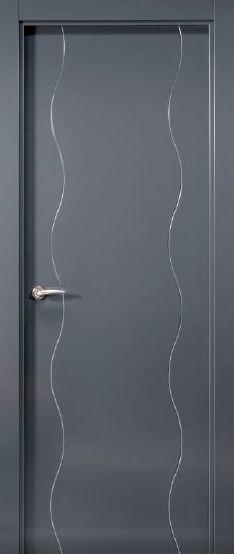 Puerta lacada modelo 530 en Toledo