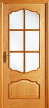 Puerta madera modelo 2400 en Toledo