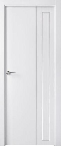 Puerta lacada modelo 663 en Toledo