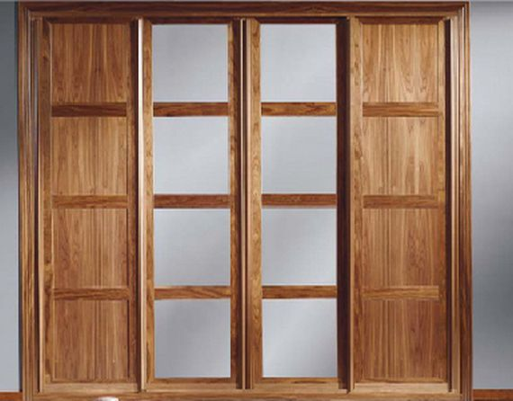 Frentes de armario: Catálogo de Puertas Rijor