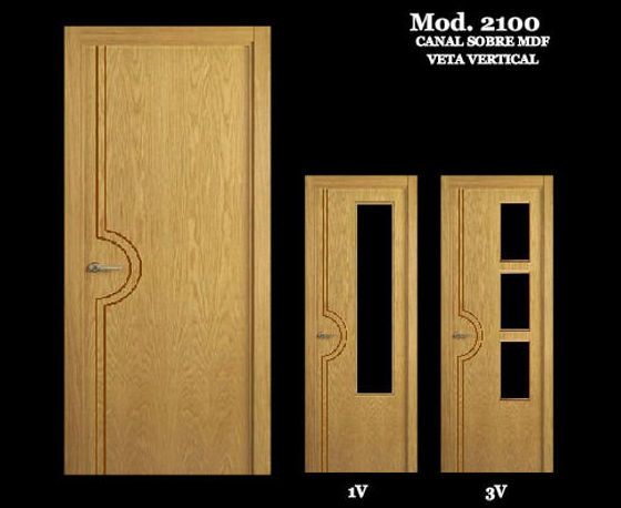 Gran variedad de puertas en Toledo