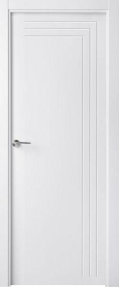 Puerta lacada modelo 610 en Toledo
