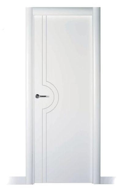 Puerta lacada modelo L 2100 en Toledo