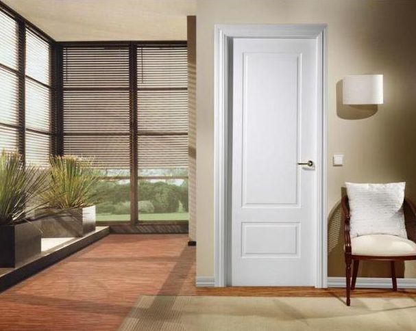Puerta lacada modelo LAC 2 en Toledo