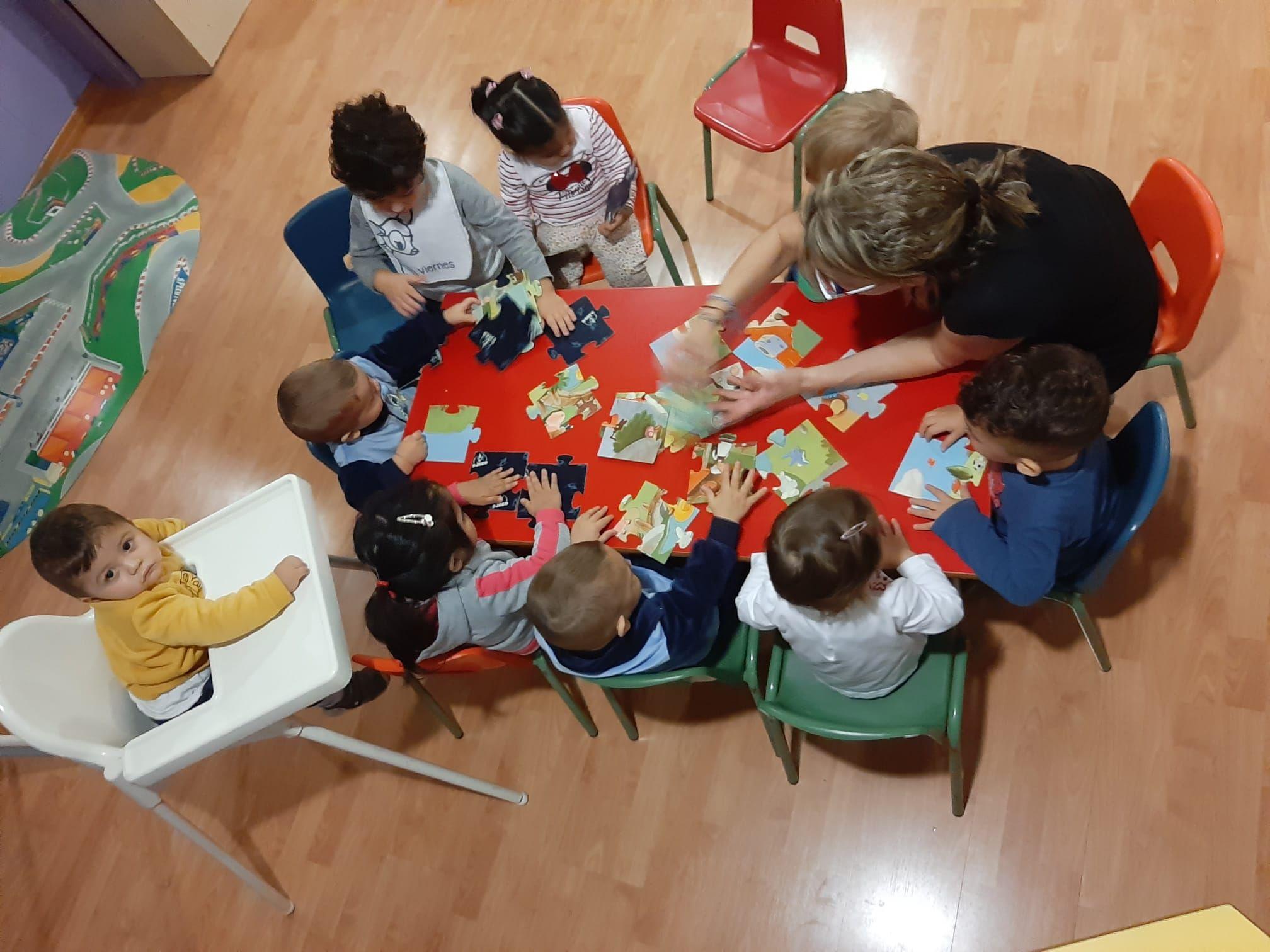 Guardería infantil en Girona