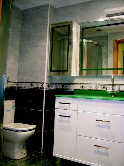 Reforma  de baños Irun