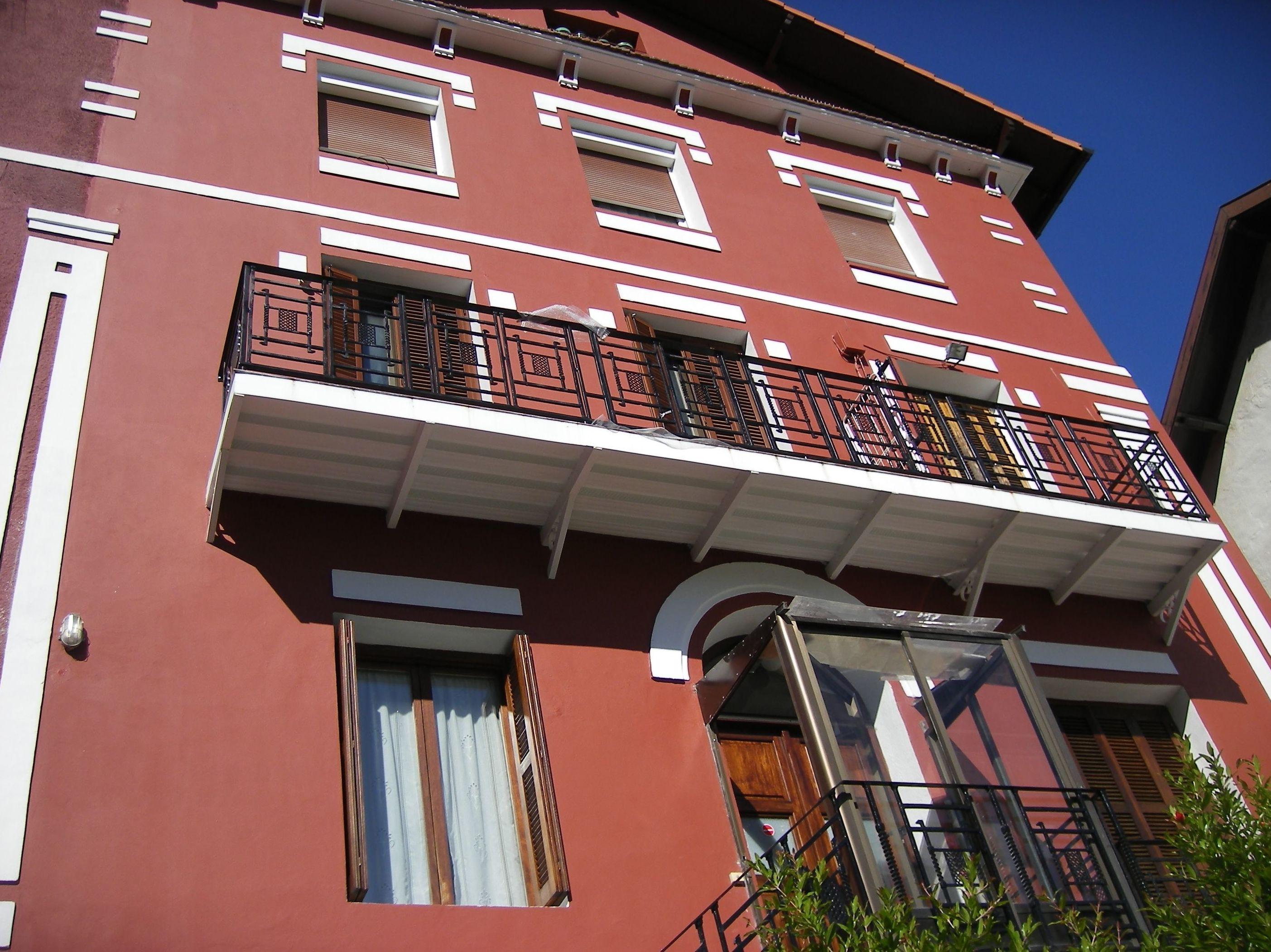 reforma de fachadas irun