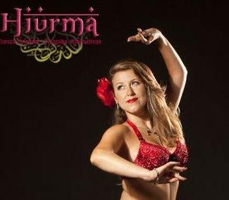 Flamenco + Árabe: Danzas y Bailes de Hiurma Danza Oriental