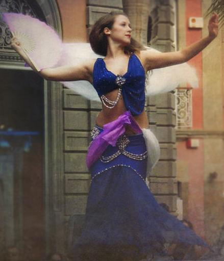 Hiurma Danza Oriental en San Cristóbal de la Laguna