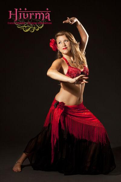 Danza oriental, primeros pasos