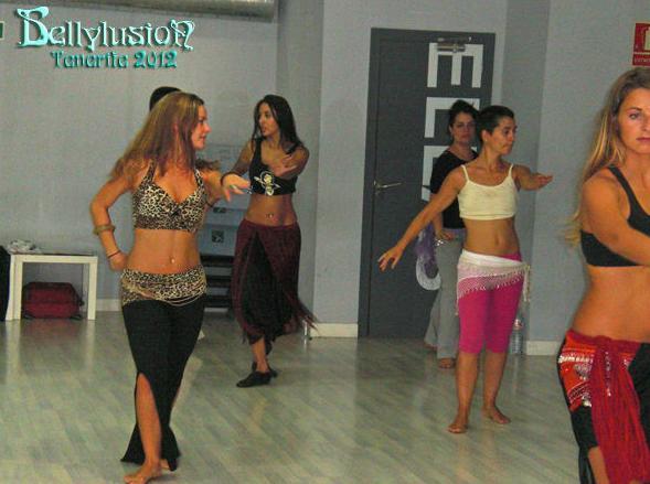 Academia de danza oriental en San Cristóbal de la Laguna