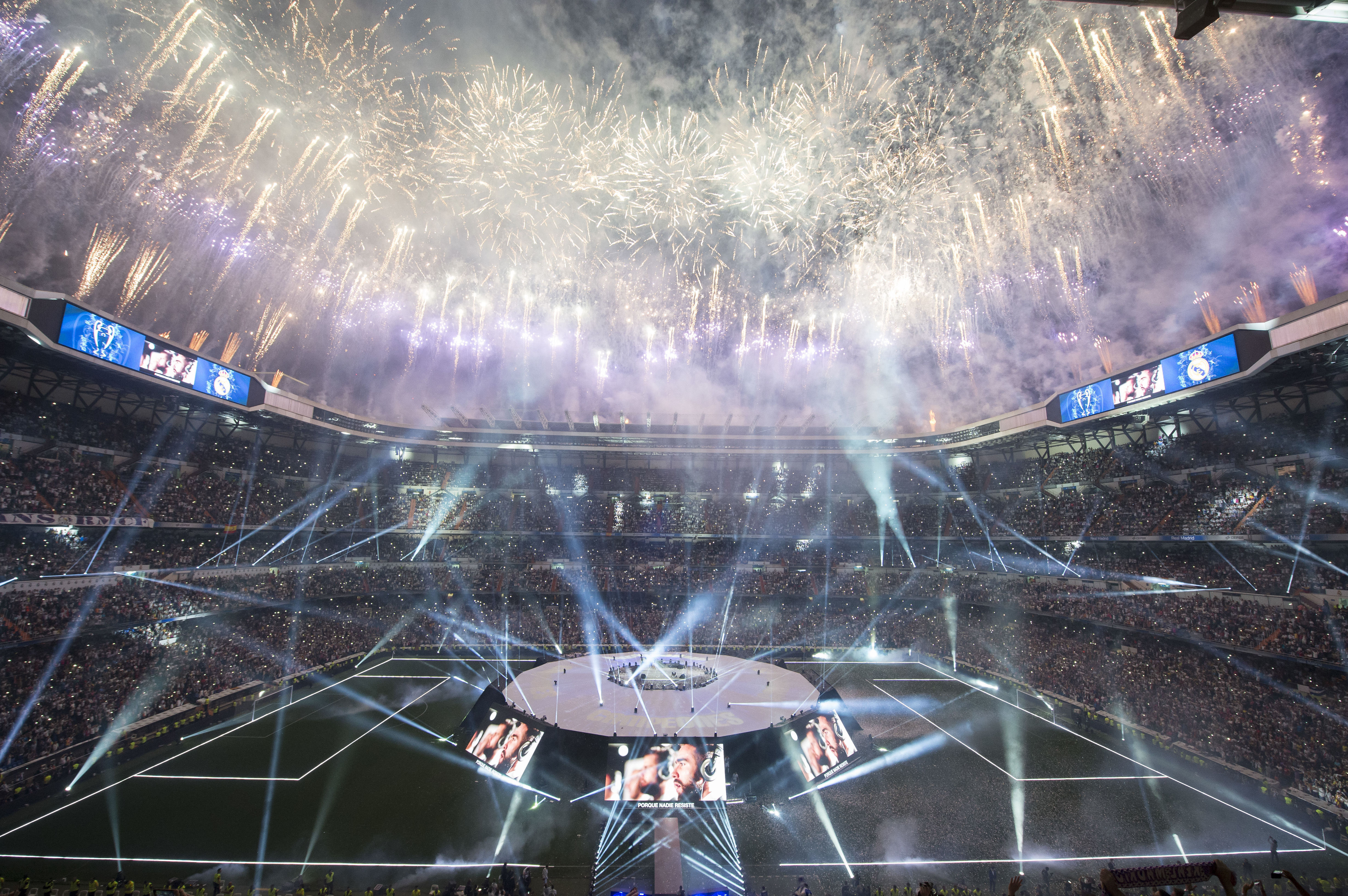 12 Champions League Real Madrid