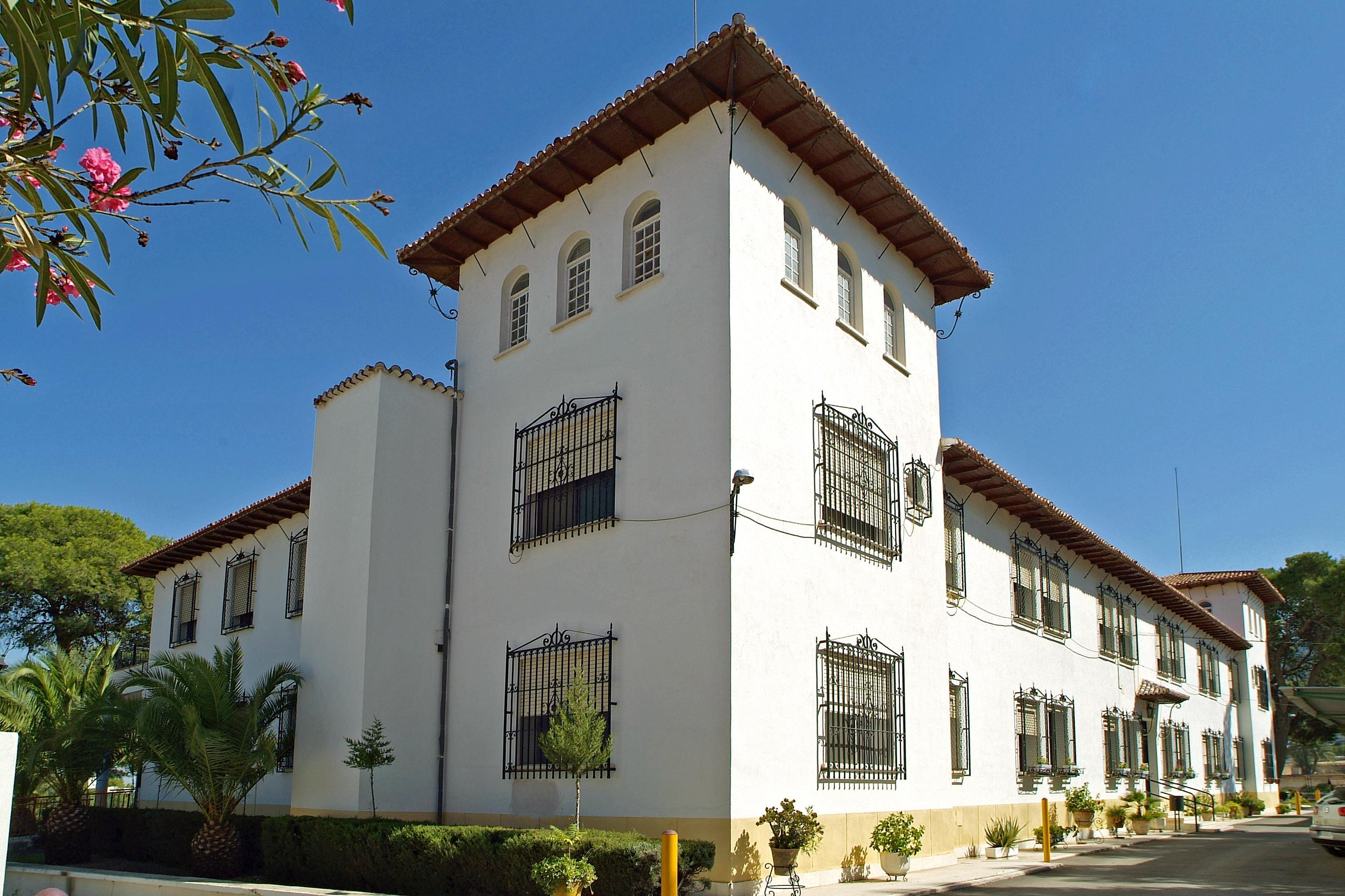 Exteriores clínica : Servicios de Sanatorio Doctor Muñoz