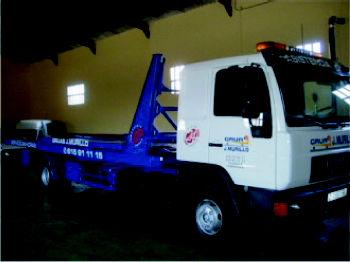 Foto 19 de Grúas para vehículos en Pedrola | Grúas J. Murillo