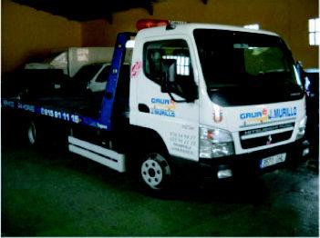 Foto 2 de Grúas para vehículos en Pedrola | Grúas J. Murillo