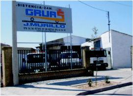 Foto 18 de Grúas para vehículos en Pedrola | Grúas J. Murillo