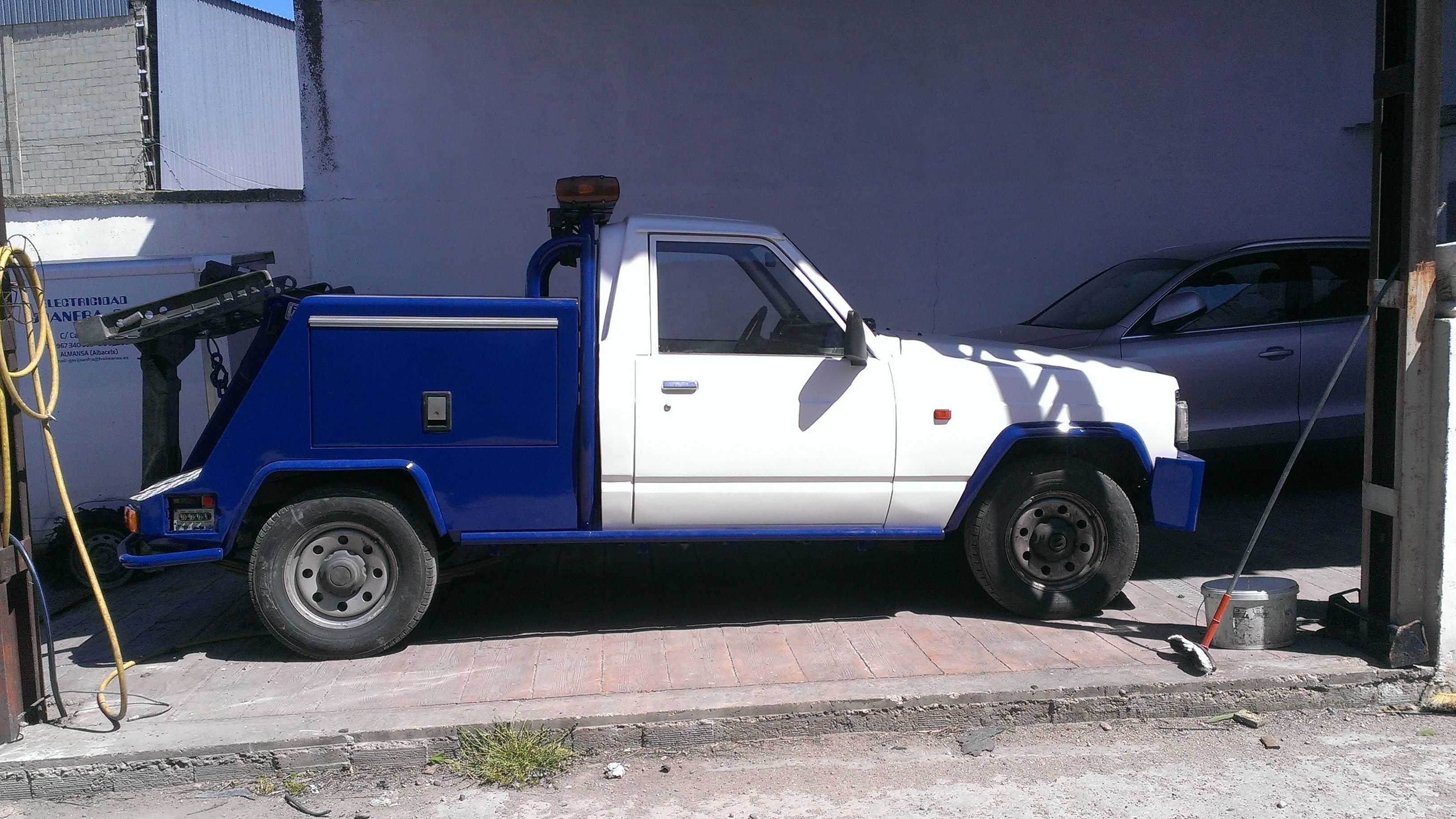 Foto 7 de Grúas para vehículos en Pedrola | Grúas J. Murillo