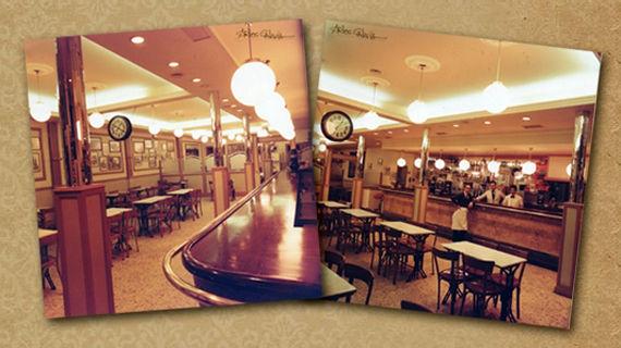 Foto 5 de Cocina riojana en Logroño | Restaurante Café Moderno