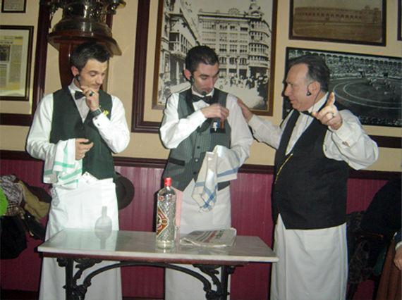 Foto 11 de Cocina riojana en Logroño | Restaurante Café Moderno